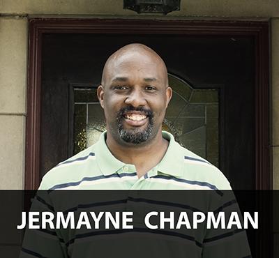 JERMAYNE CHAPMAN