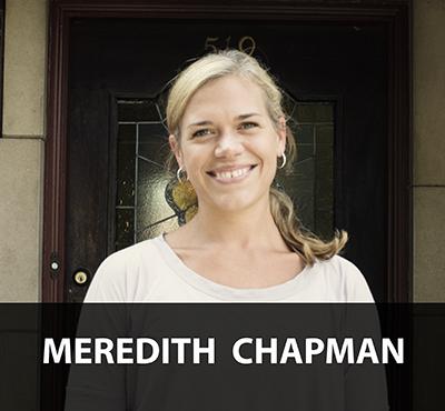 MEREDITH CHAPMAN